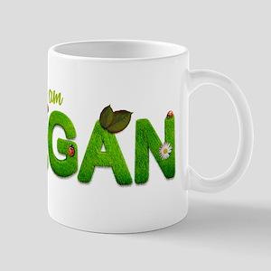 I am Vegan Mugs