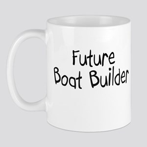 Future Boat Builder Mug