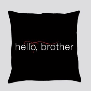 TVD Hello Brother Everyday Pillow