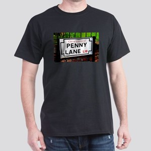 liverpool England famous penny Lane sign T-Shirt