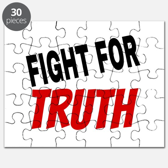 Fight For Truth Puzzle