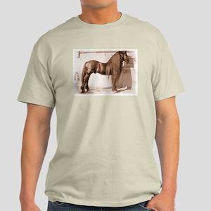 """Vintage Friesian"" Light T-Shirt"
