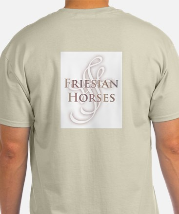 """Vintage Friesian"" T-Shirt"
