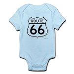 route 66 6 Body Suit