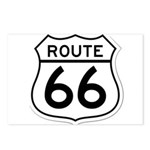 route 66 6 Postcards (Package of 8)