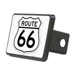 route 66 6 Rectangular Hitch Cover