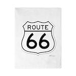 route 66 6 Twin Duvet