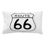 route 66 6 Pillow Case