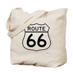 route 66 6 Tote Bag