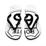 route 66 6 Flip Flops