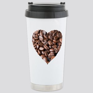 I LOVE Coffee! Stainless Steel Travel Mug