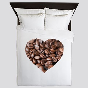 I LOVE Coffee! Queen Duvet