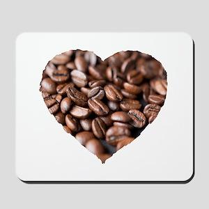 I LOVE Coffee! Mousepad