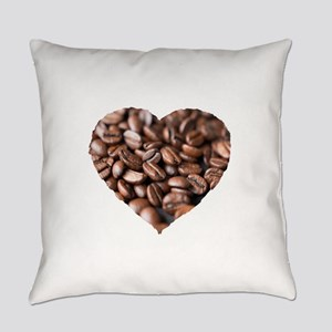 I LOVE Coffee! Everyday Pillow