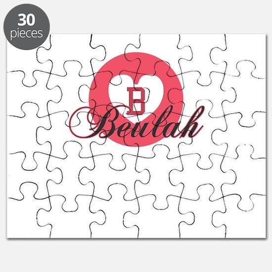 beulah Puzzle