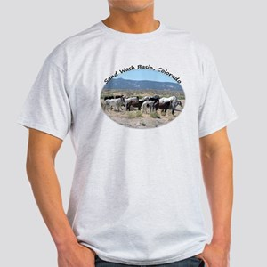 Willie Nelson Sand Wash Basin T-Shirt