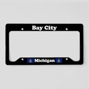 Bay City MI - LPF License Plate Holder