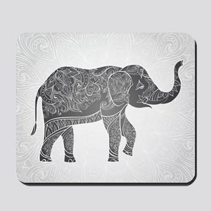 Indian Elephant Mousepad