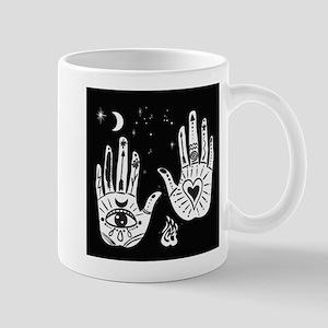 Mystic Hands Mug