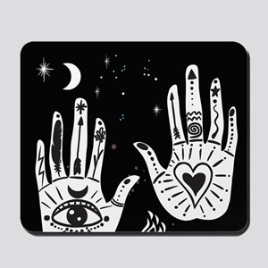 Mystic Hands Mousepad