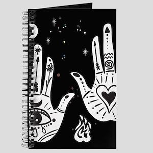 Mystic Hands Journal