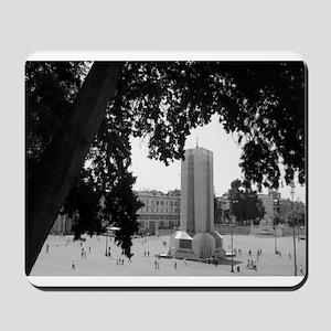 Piazza del Popolo Mousepad