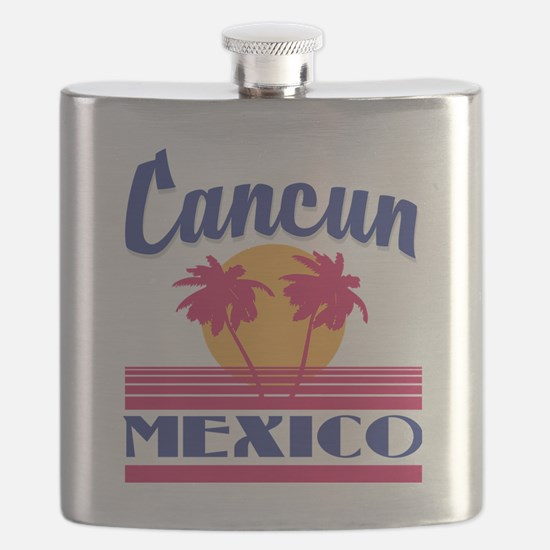 Cute Cancun Flask