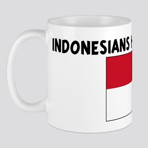 INDONESIANS HAVE MORE FUN Mug