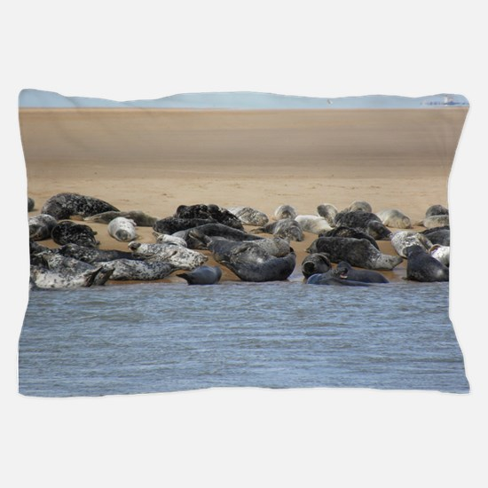 Newbrugh Seals Pillow Case