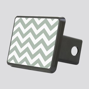 Chevron Zig Zag Pattern: S Rectangular Hitch Cover