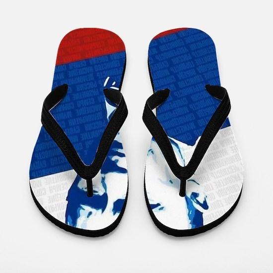 Unique Soviet Flip Flops