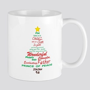 Isaiah 96 Mugs