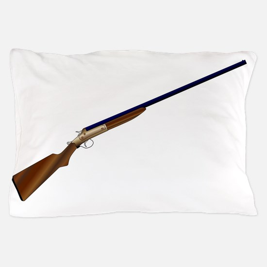 Cute Clay pigeons Pillow Case