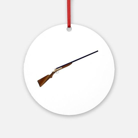 Shotgun Round Ornament
