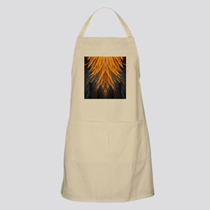 Abstract Feathers Apron