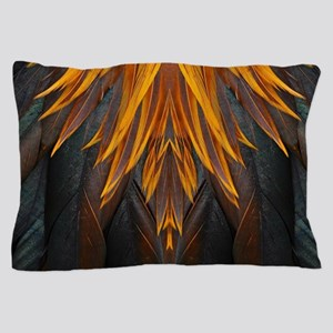 Abstract Feathers Pillow Case