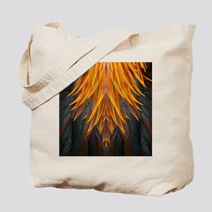 Abstract Feathers Tote Bag