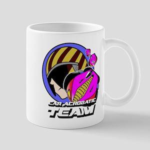 Car Acrobatic Team Mugs