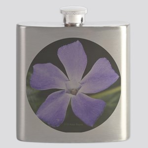 Lavender Ice Flask