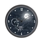 Little Moon Wall Clock