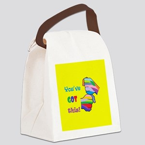 ASL You've GOT This! Canvas Lunch Bag