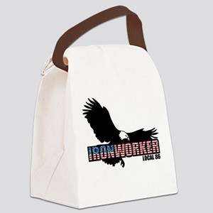Ironworker Canvas Lunch Bag
