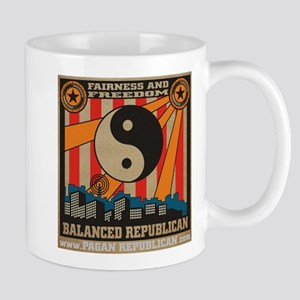 Balanced Republican Mug