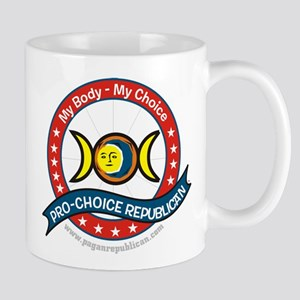 Pro-Choice Republican Mug