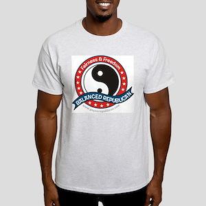Balanced Republican Light T-Shirt