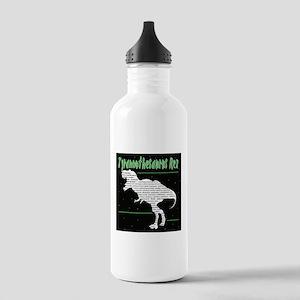 Tyrannathesaurus Rex Water Bottle
