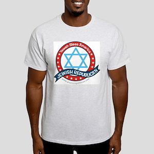 Jewish Republican Light T-Shirt