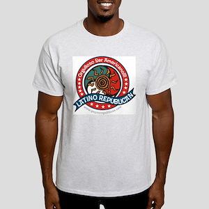 Latino Republican Light T-Shirt