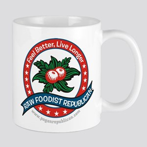 Raw Republican Mug
