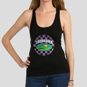 Tromboner Racerback Tank Top